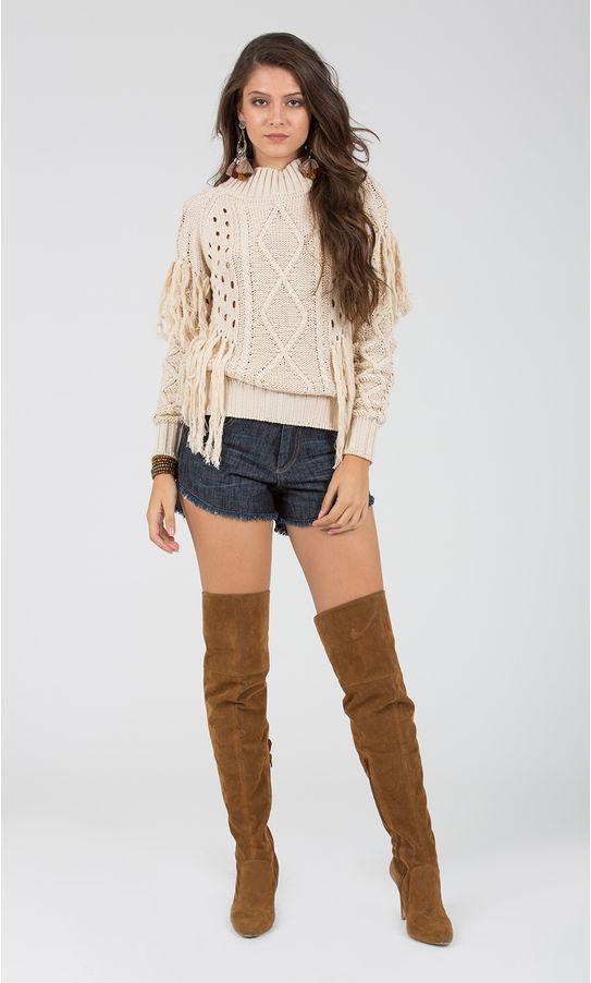 Short-Jeans-Bolsos-Estampa-Etnica-