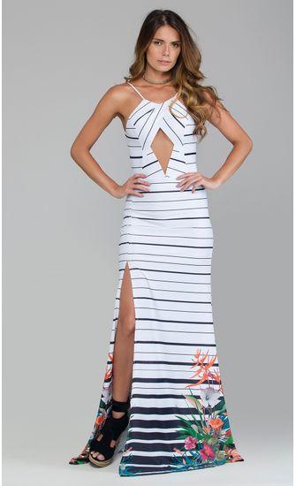 Vestido-Longo-Decote-Transpassado-Estampa-Tropezienne