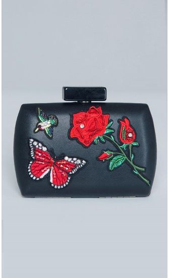 Clutch-Patches-Flores-Borboletas