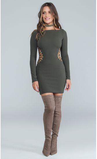 Vestido-Malha-Manga-Longa-Lateral-Ilhos