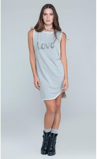 Vestido-Malha-Mescla-Bordado-Love