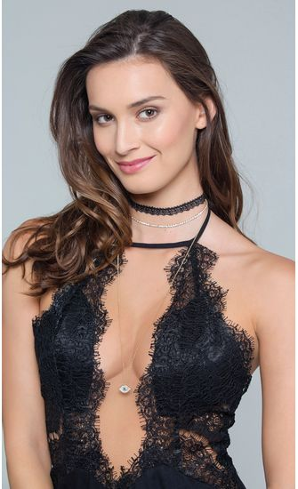 Kit-Choker-Strass