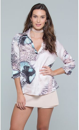 Chemise-Pate-Gola-Estampa-Fly-High