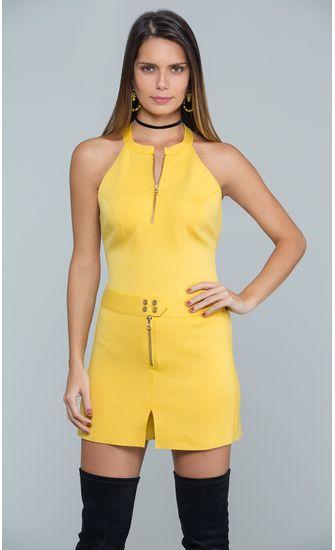 Blusa-Malha-Decote-Alto-Ziper-Frente
