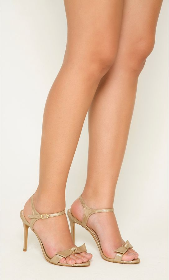 Sandalia-Lace-Gold