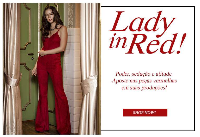 lady in Red 09.07.2018