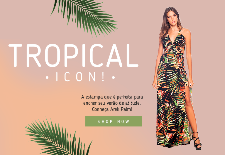 Icon Tropical! 10.12.2018