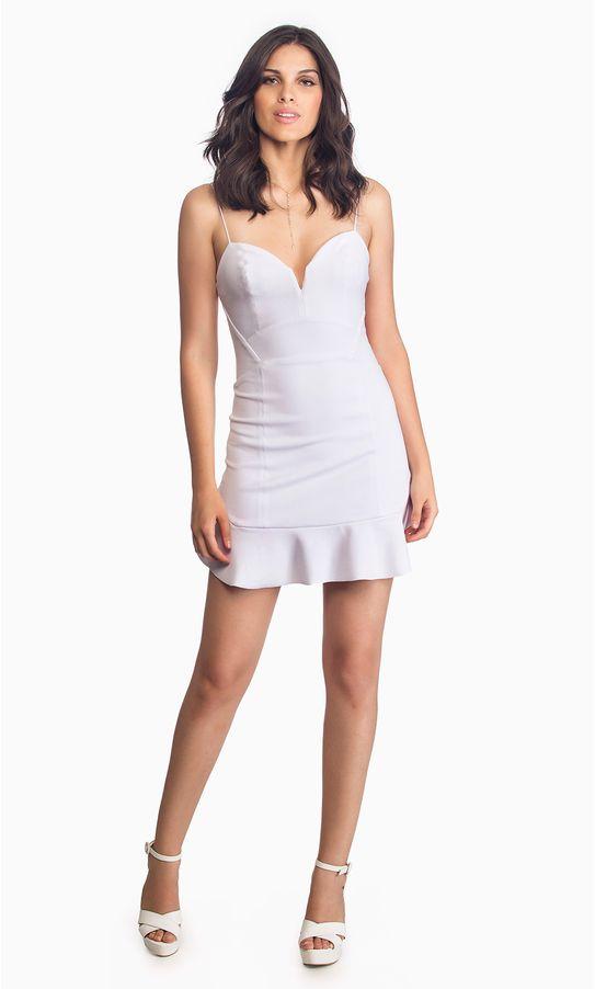 Vestido-Curto-Decote-V-Detalhe-Basque-