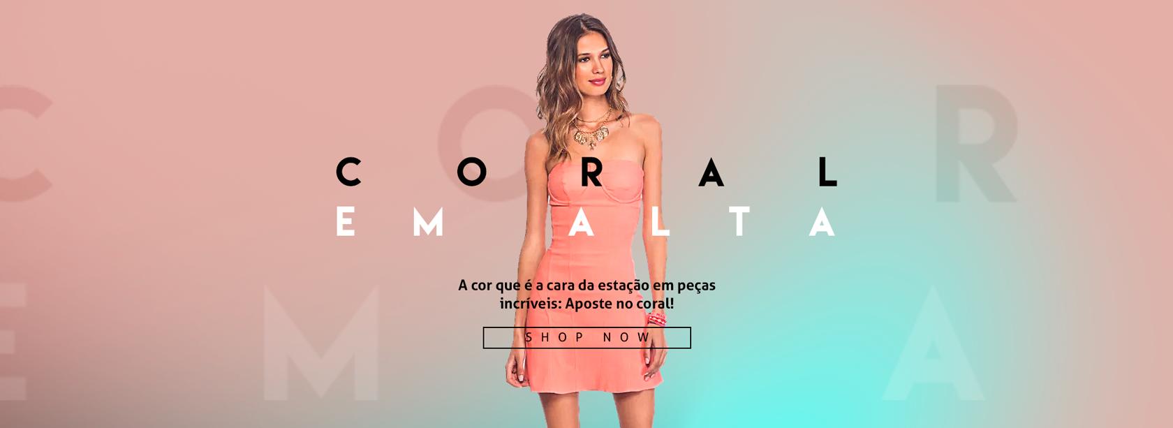 Coral Em Alta 09.01.2019