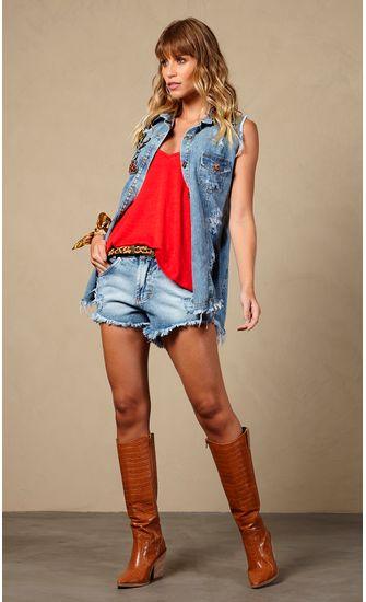 Short-Jeans-Detalhe-Lenco-