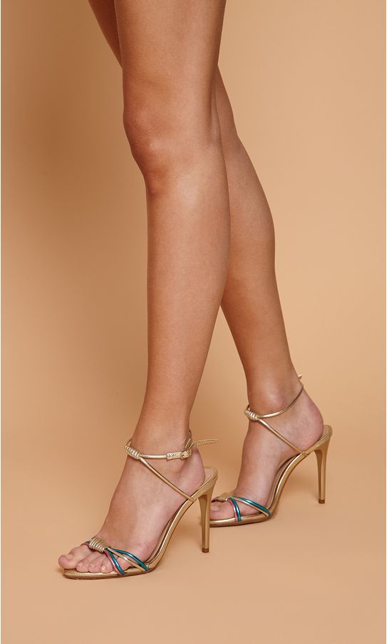 Sandalia-Strips-Color-Metalizada