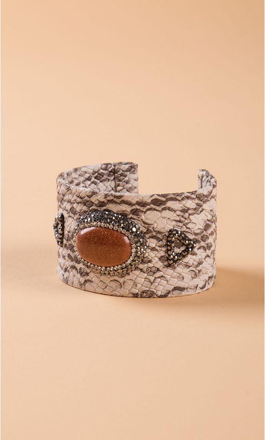 Bracelete-Cobra-Detalhe-Pedra