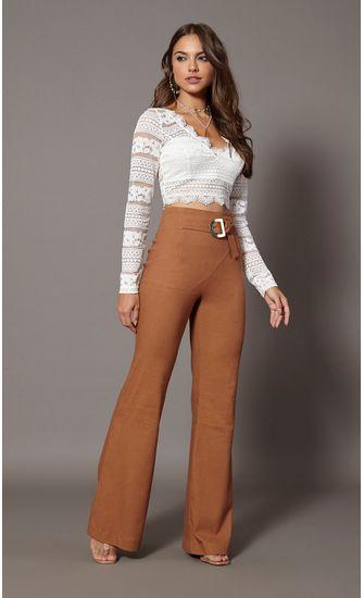 Calca-Pantalona-Linho-Detalhe-Cinto-