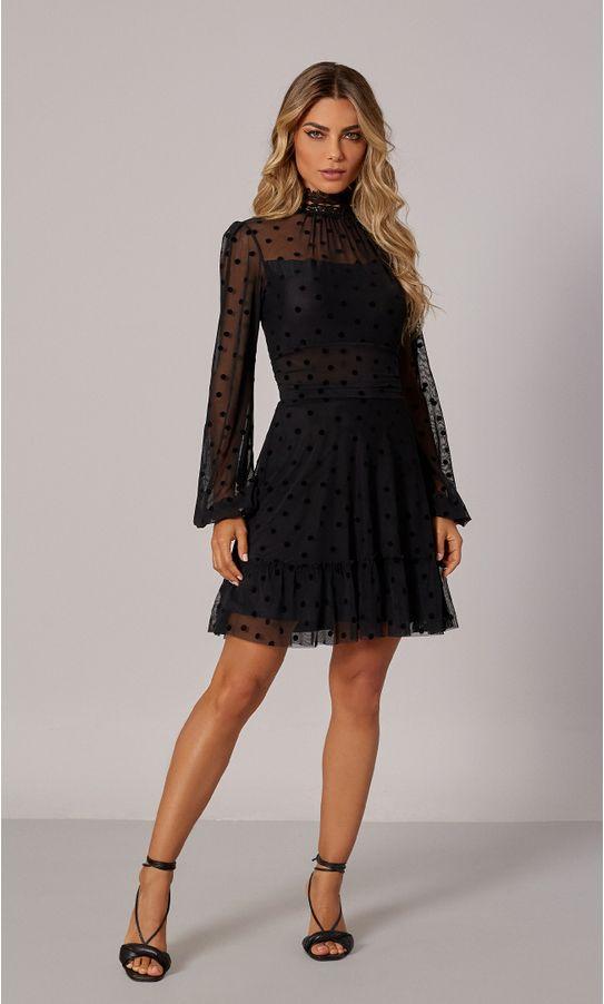 32020529-vestido-tule-poa-drapeado-cintura-preto-1